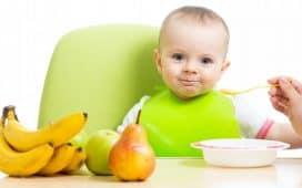 أفضل الأطعمة للأطفال الرضع