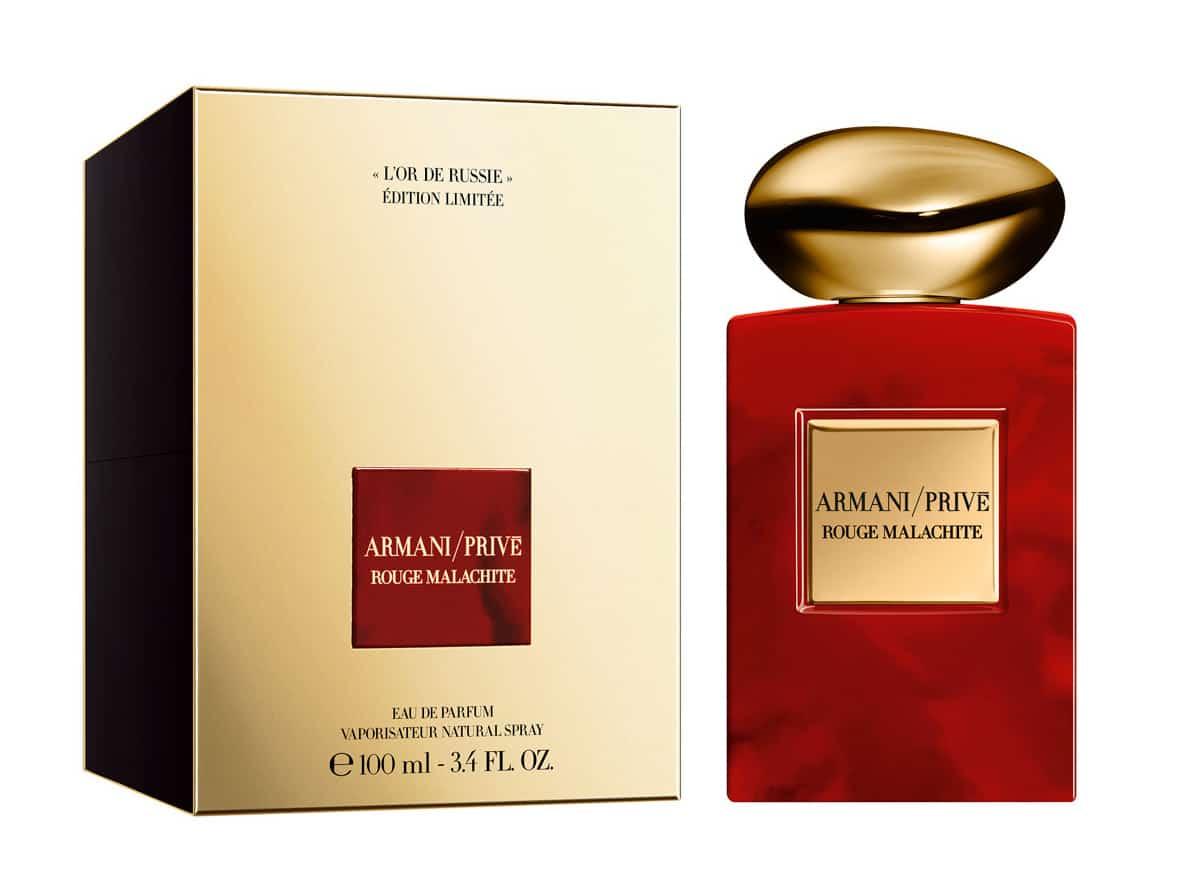 عطر Prive Rouge Malachite Eau de Parfum من ماركة جورجيو أرماني Giorgio Armani