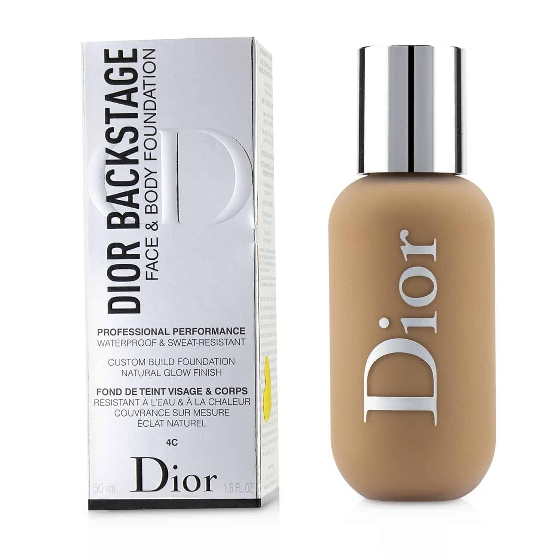 منتج Backstage Face & Body Foundation من ديور Dior