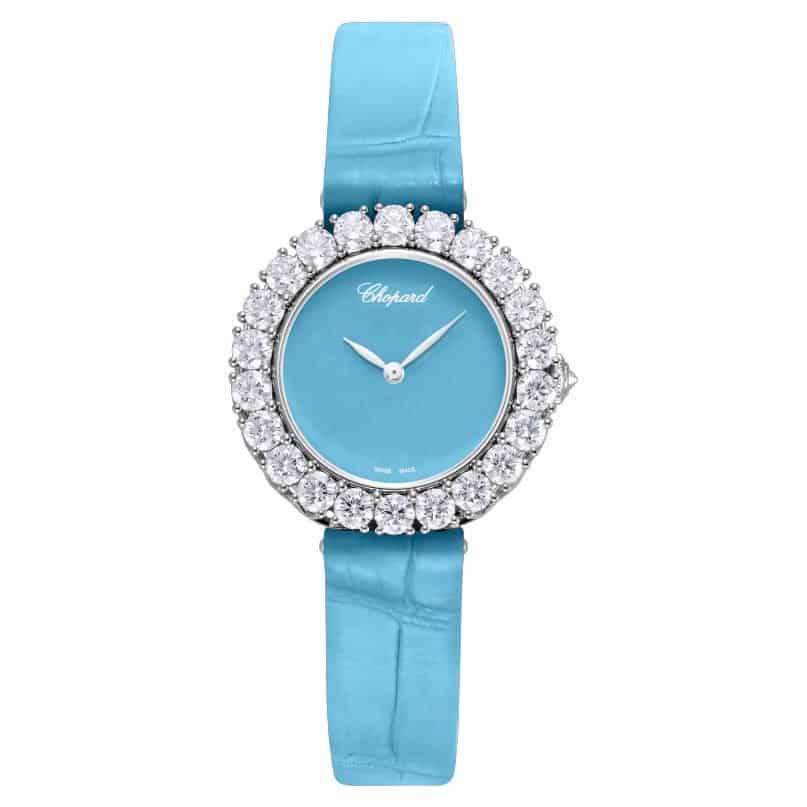 ساعة L'Heure Du Diamond من ماركة شوبارد Chopard