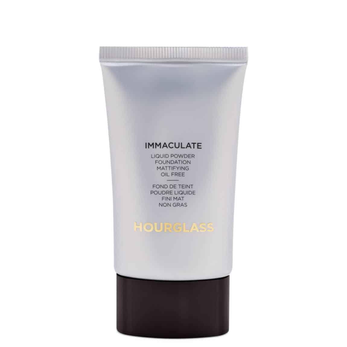 منتج Immaculate Liquid Powder Foundation Mattifying Oil Free من أورغلاس Hourglass