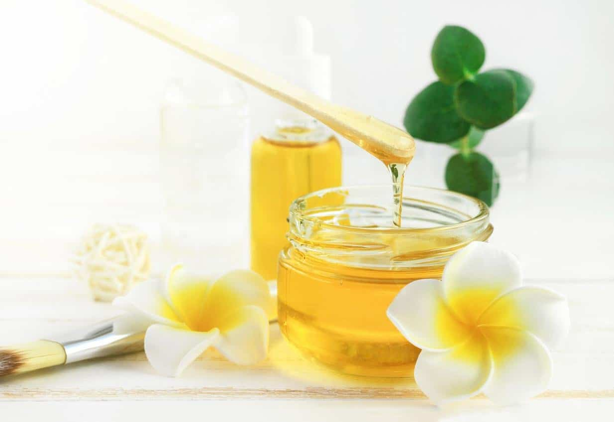 وصفة قناع العسل والشوفان