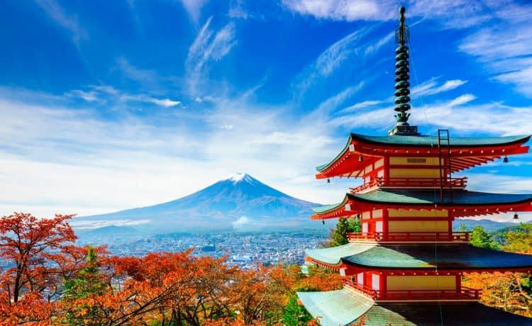 أفضل البلدان السياحية في آسيا