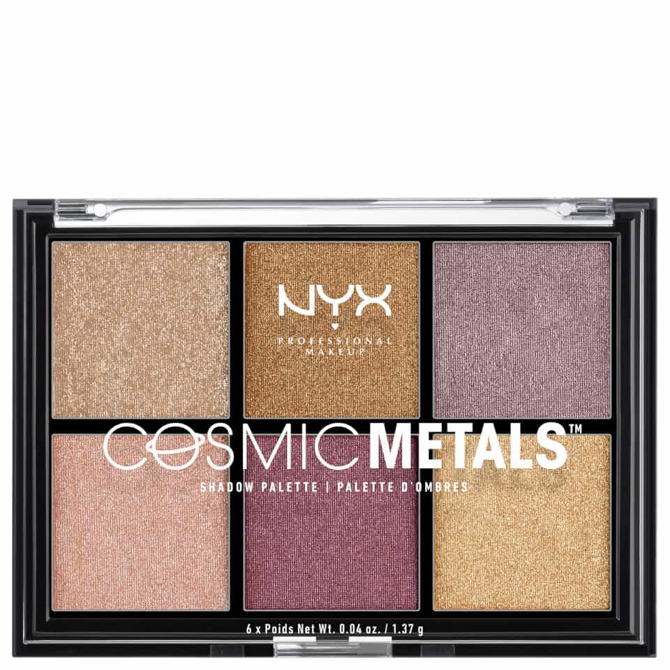 NYX Cosmic Metals Eyeshadow Palette