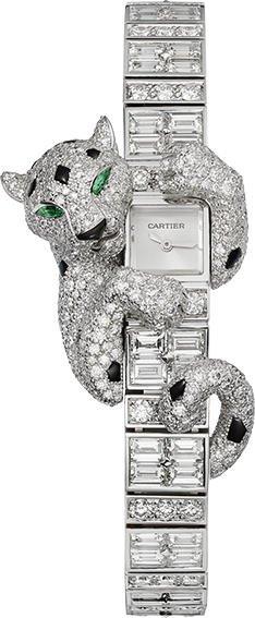 ساعة Panthère من Cartier