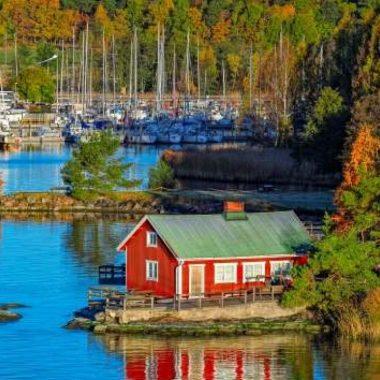 أجمل البحيرات في فنلندا