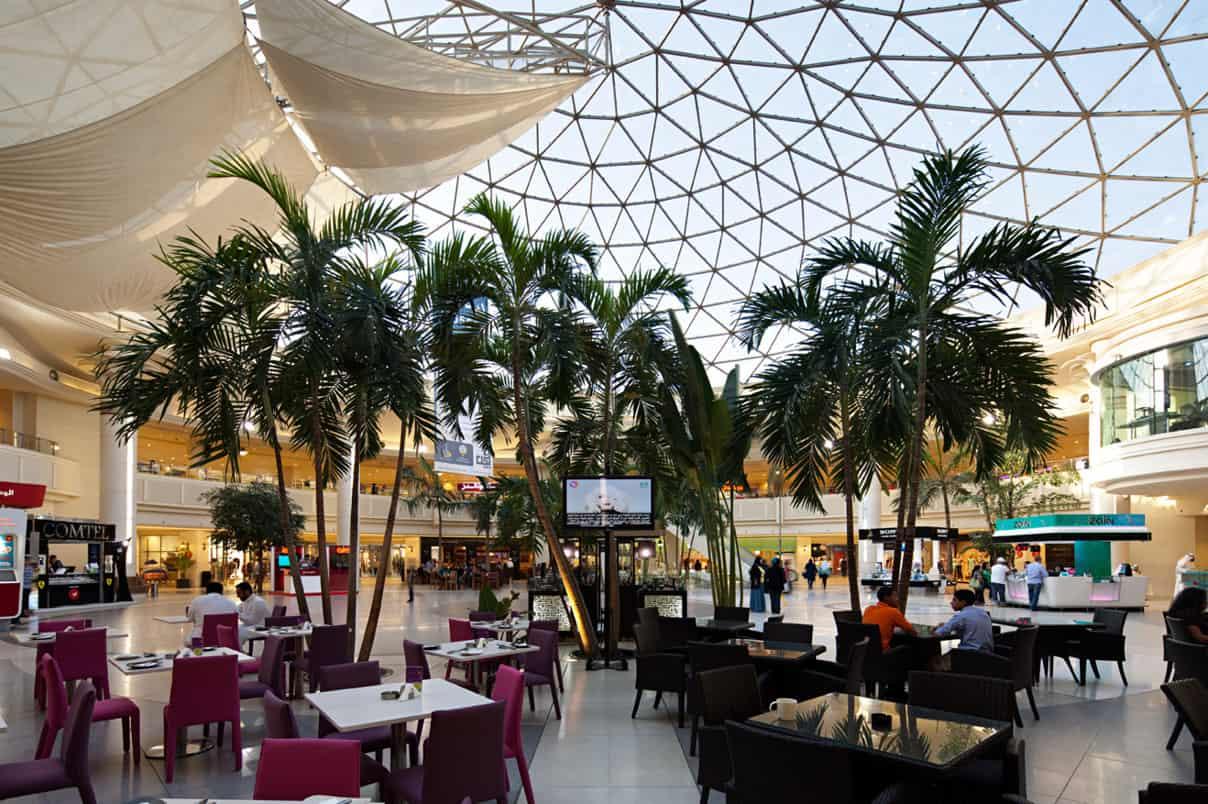 """مركز """"التسوق مارينا مول"""" Marina Mall"""