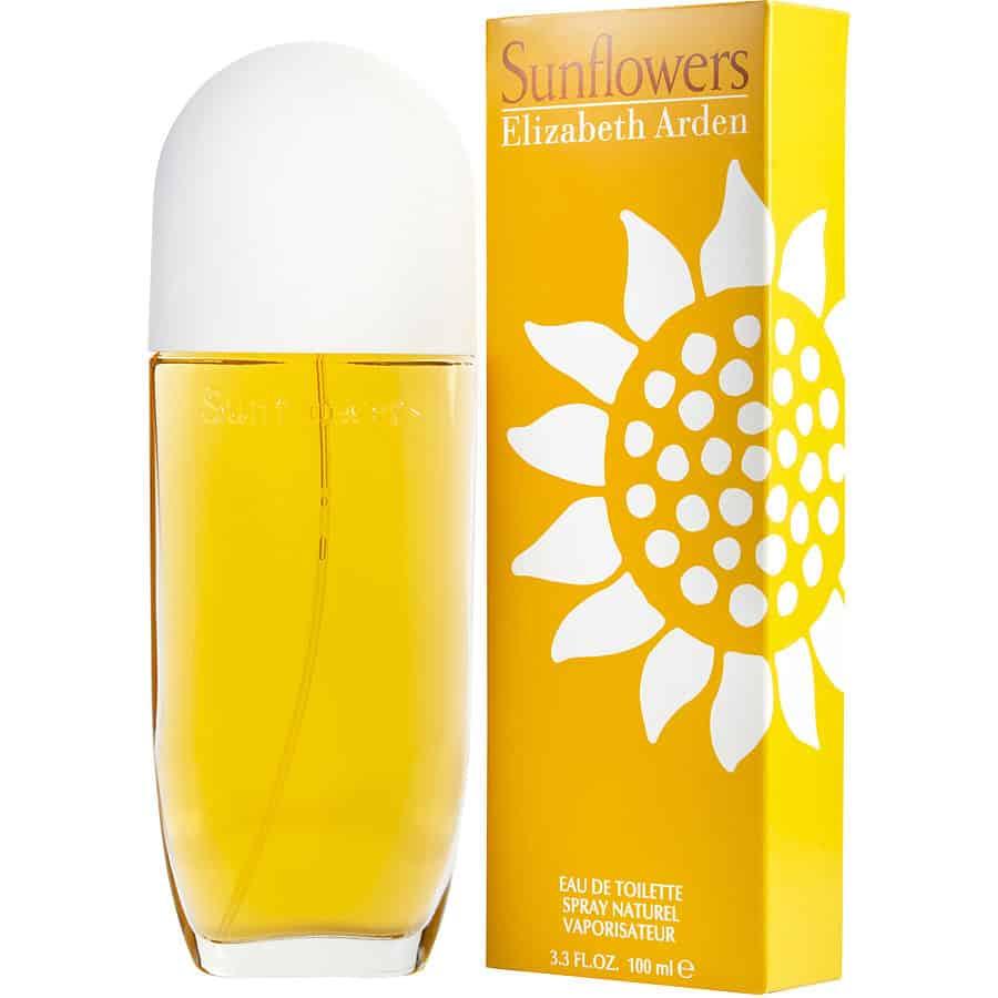عطر Sunflowers من اليزابيث اردن Elizabeth Arden