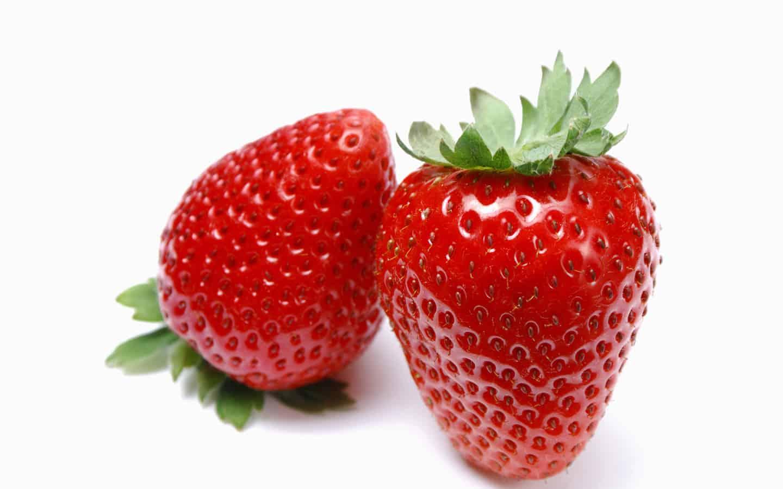 وصفة الفراولة