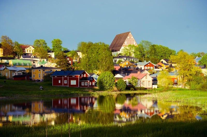 أجمل البحيرات في فنلندا عليك اكتشافها