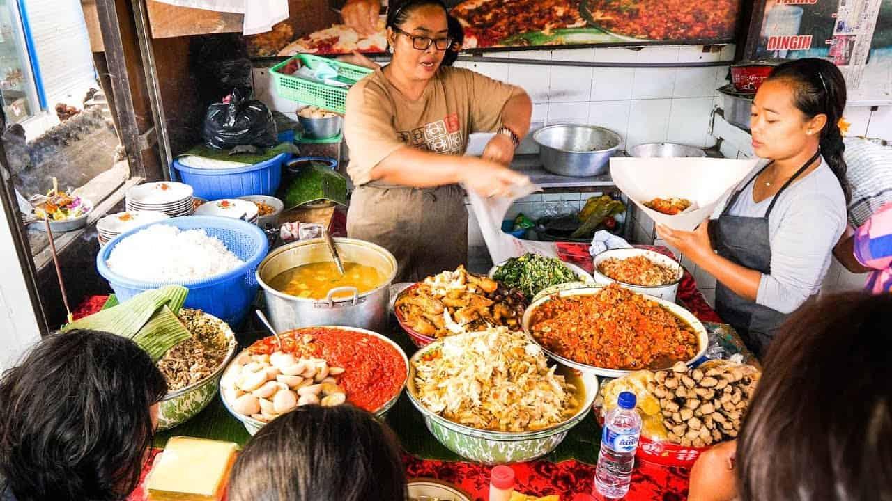 طعام الشوارع