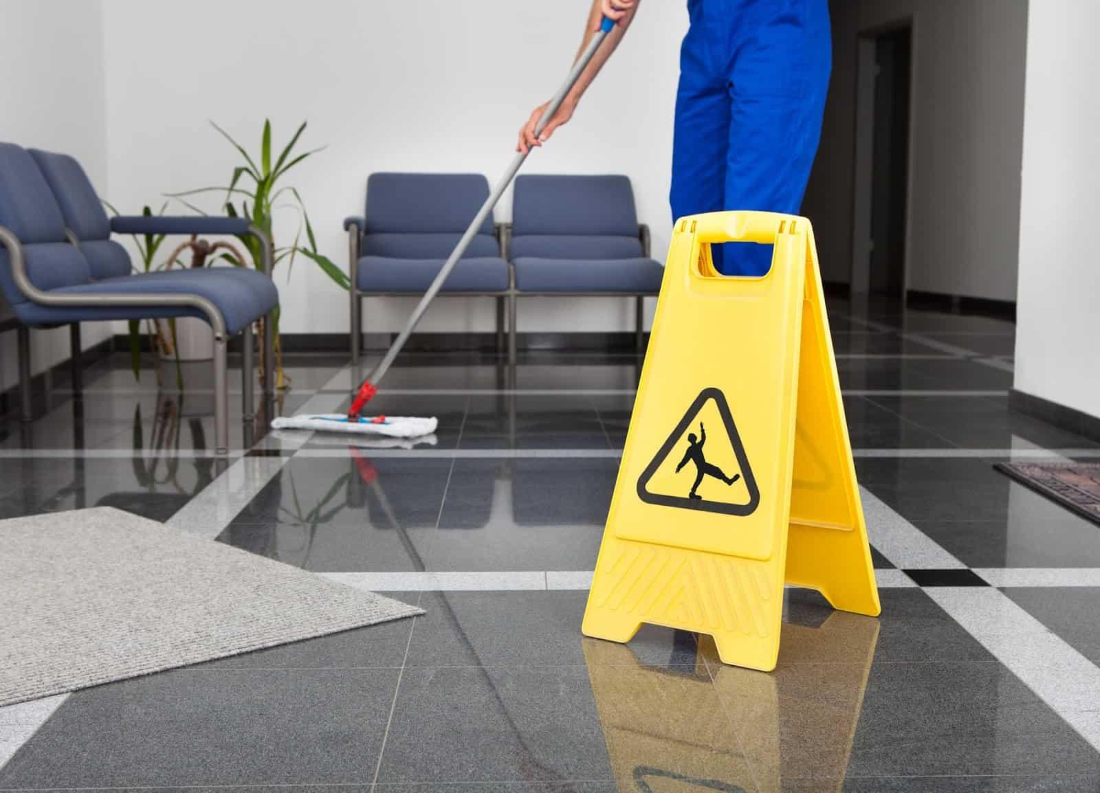 خطوات التنظيف