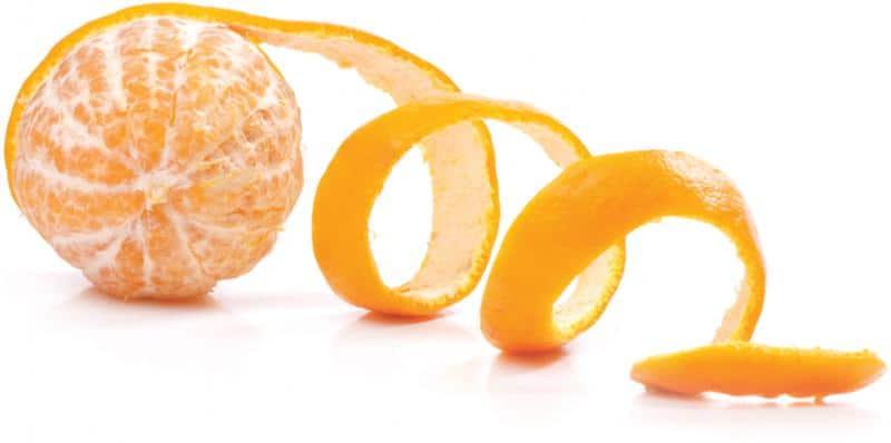 خلطة قشور البرتقال
