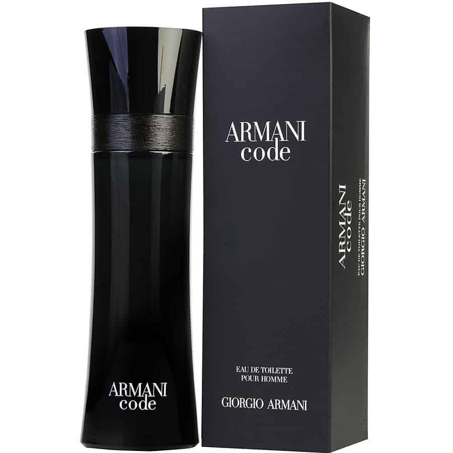 عطر Armani Code من جورجيو ارماني Giorgio Armani
