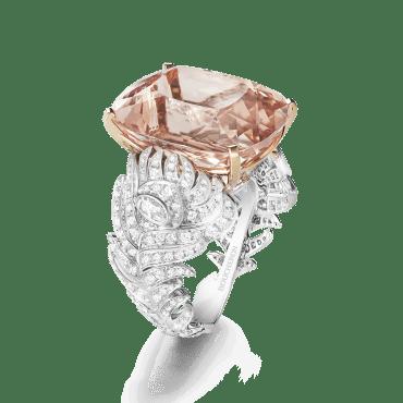 خاتم خطوبة من علامة بوشرون Boucheron