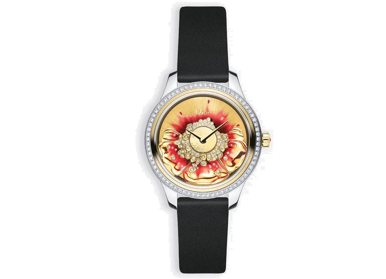 ساعة من علامة ديور Dior