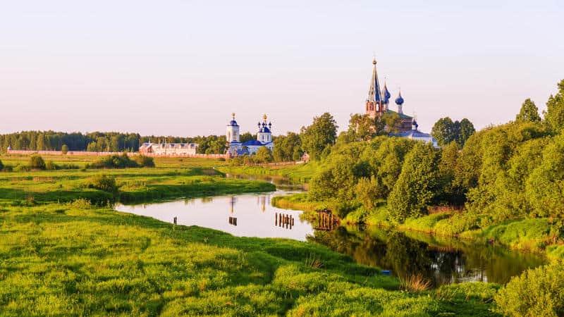 قرية فياتسكو