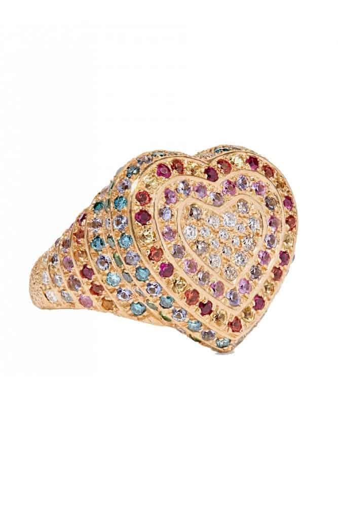 خاتم من ماركة كارولينا بوتشي Carolina Bucci