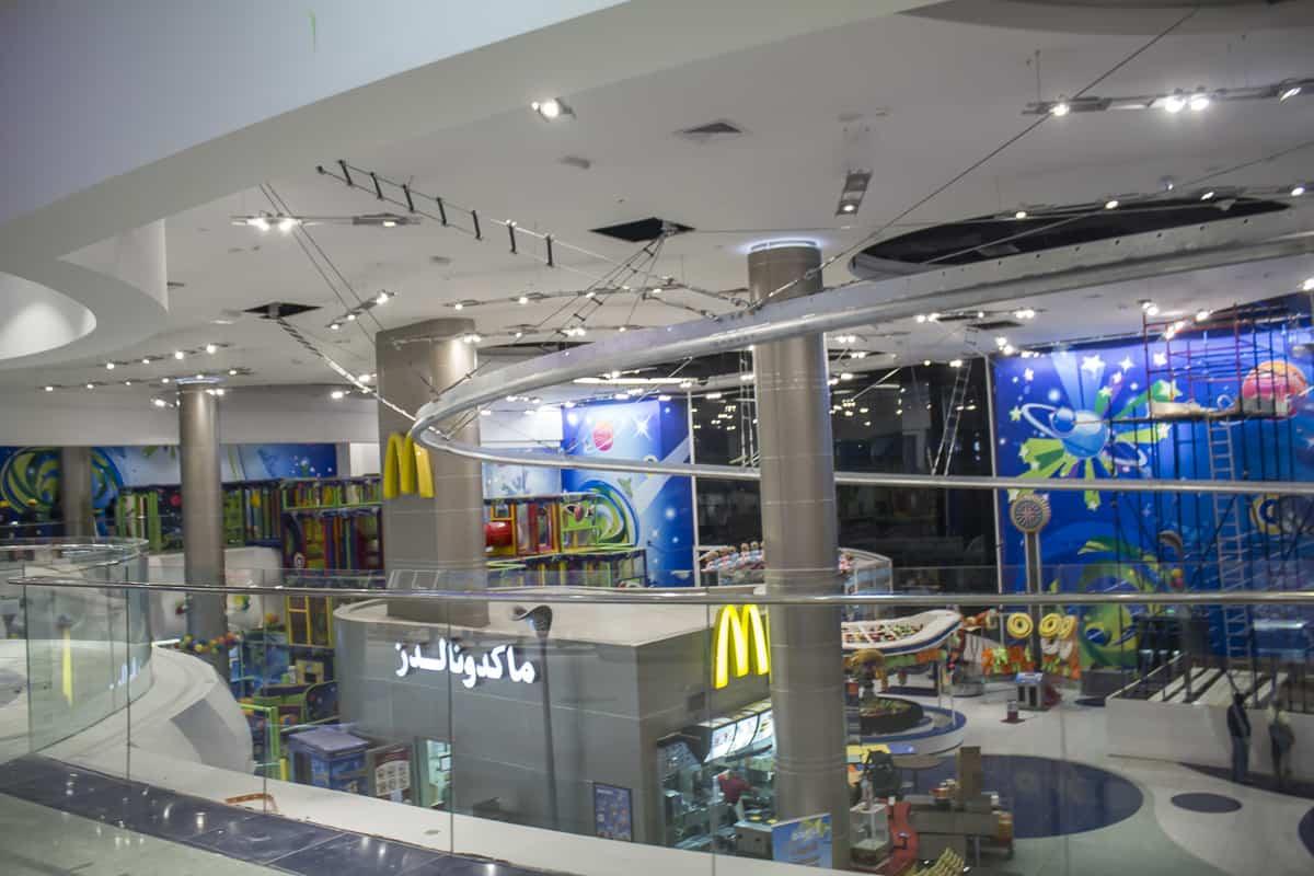 """مركز التسوق """"كويت ماجيك مول"""" Kuwait Magic Mall"""