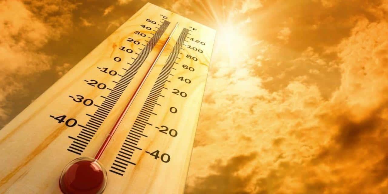 حرارة الطقس