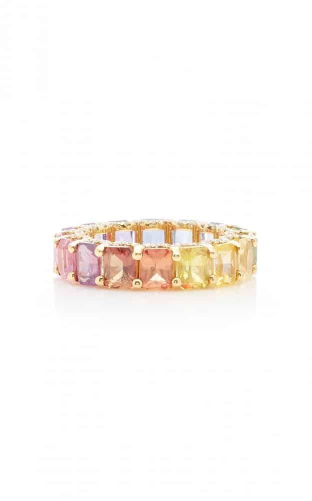 خاتم من ماركة لويزا ألكسندر Luisa Alexander
