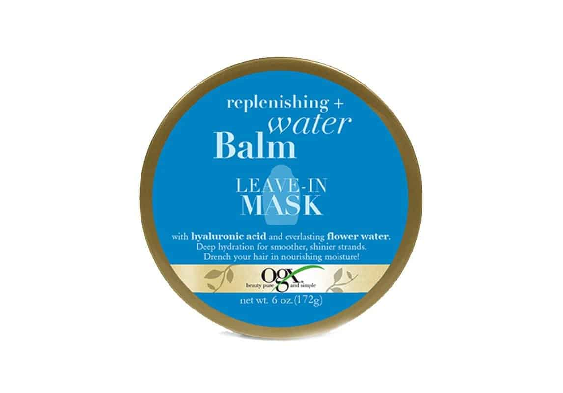 OGX Water Balm Leave in Mask