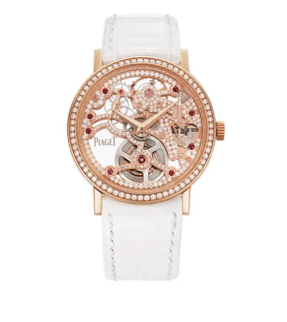 ساعة من علامة بياجيه Piaget