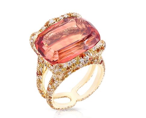 خاتم من ماركة فابرجيه Faberge