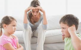 طرق التعامل مع فوضى الأطفال