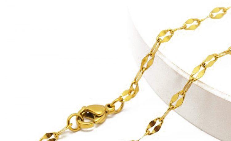 أحدث المجوهرات بتصاميم السلاسل