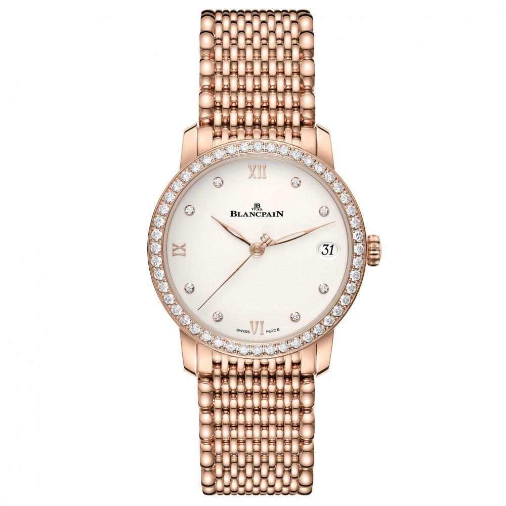ساعة Villeret Dateمن ماركة بلابسبان Blancpain