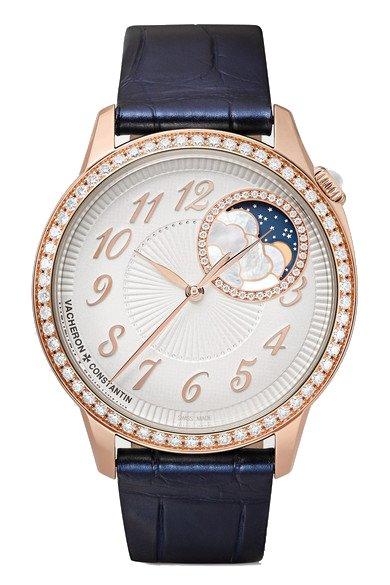 ساعة Egérie Automatic 35mm من ماركة فاشرون كونستانتين Vacheron Constantin