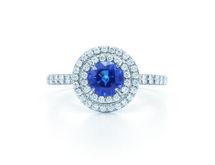 خاتم خطوبة من ماركة تيفاني أند كو & Co Tiffany