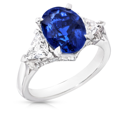 خاتم خطوبة من ماركة فابرجيه Faberge