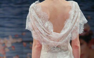 فساتين زفاف الدانتيل