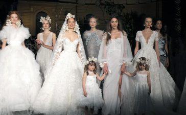فساتين زفاف ماركيزا لحفل أسطوري مثل الملكات