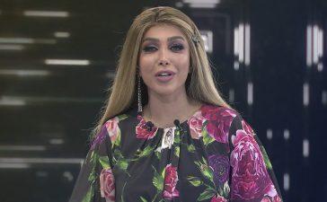استلهمي إطلالة العيد من ملابس اروى في برنامج رامز مجنون رسمي