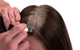 بعيدًا عن الصبغات هذه المنتجات ستخلصك من جذور الشعر الأبيض