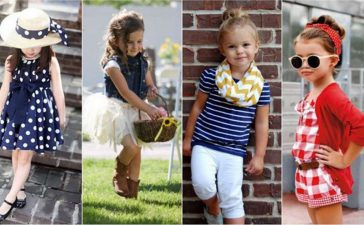 تشكيلة رائعة وجذابة لملابس العيد للأطفال