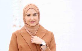 استلهمي إطلالة العيد من مدونة الموضة لينا أسعد