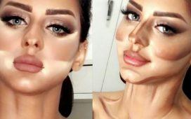 كيفية استخدام الكنتور لتنحيف الوجه