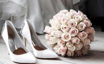 أحذية زفاف لإطلالة أكثر أناقة في صيف 2020