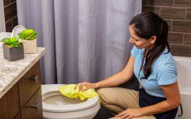 حيل تنظيف وتبييض المرحاض على كل السيدات معرفتها