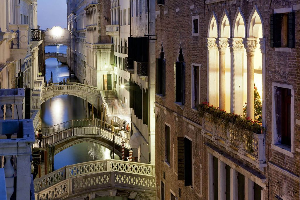 أفضل الفنادق في فينيسيا