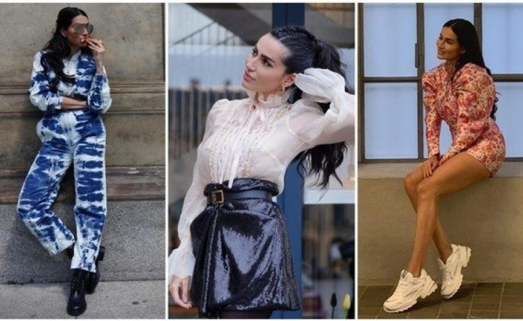 استلهمي إطلالتك هذا الصيف من أزياء ديالا مكي