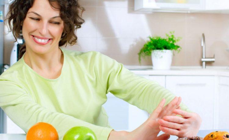كيف تتخلصين من الوزن الزائد بعد تخطي سن الأربعين؟
