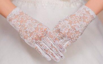 تصاميم قفازات جذابة لعروس حواء