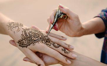 أفضل رسومات حناء لعروس حواء
