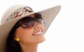 اختاري النظارة الشمسة المناسبة لك حسب شكل وجهك