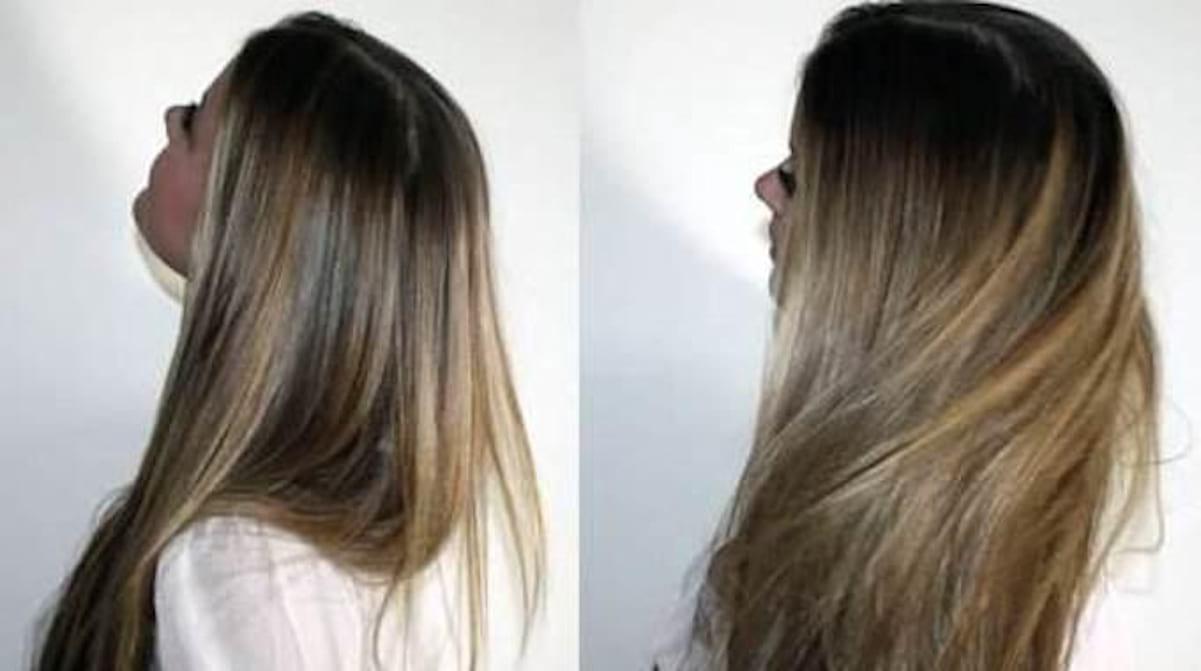 اسهل طريقة لتطويل الشعر